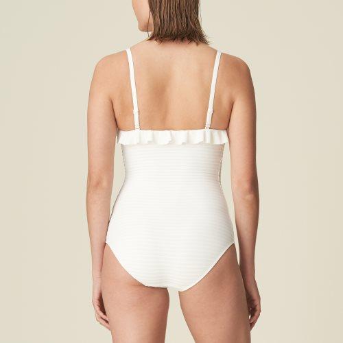 Marie Jo Swim - CELINE - strapless swimsuit Front5