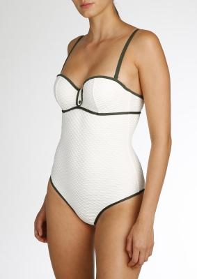 Marie Jo Swim - BRIGITTE - Badeanzug trägerlos Modelview2