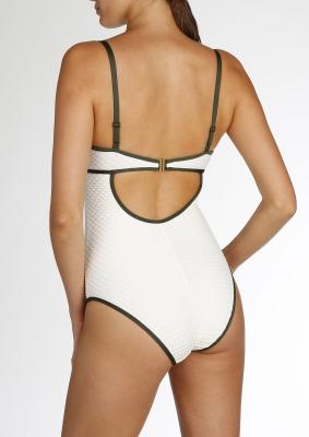 Marie Jo Swim - BRIGITTE - Badeanzug trägerlos Modelview3