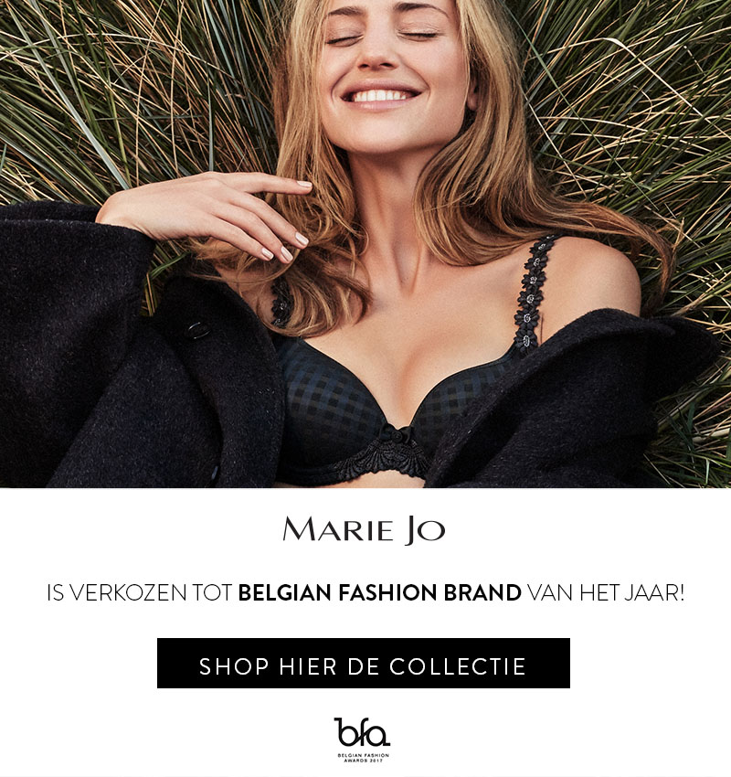 Marie Jo Belgium Fashion Brand of the Year
