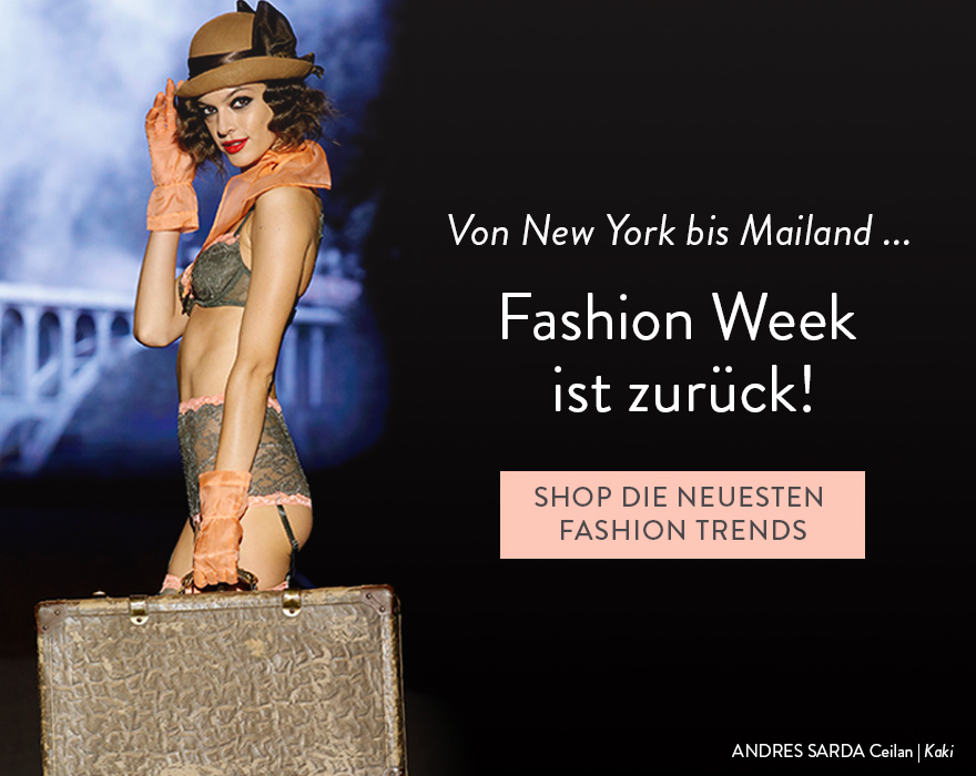 SHOP CATWALK KOLLEKTION