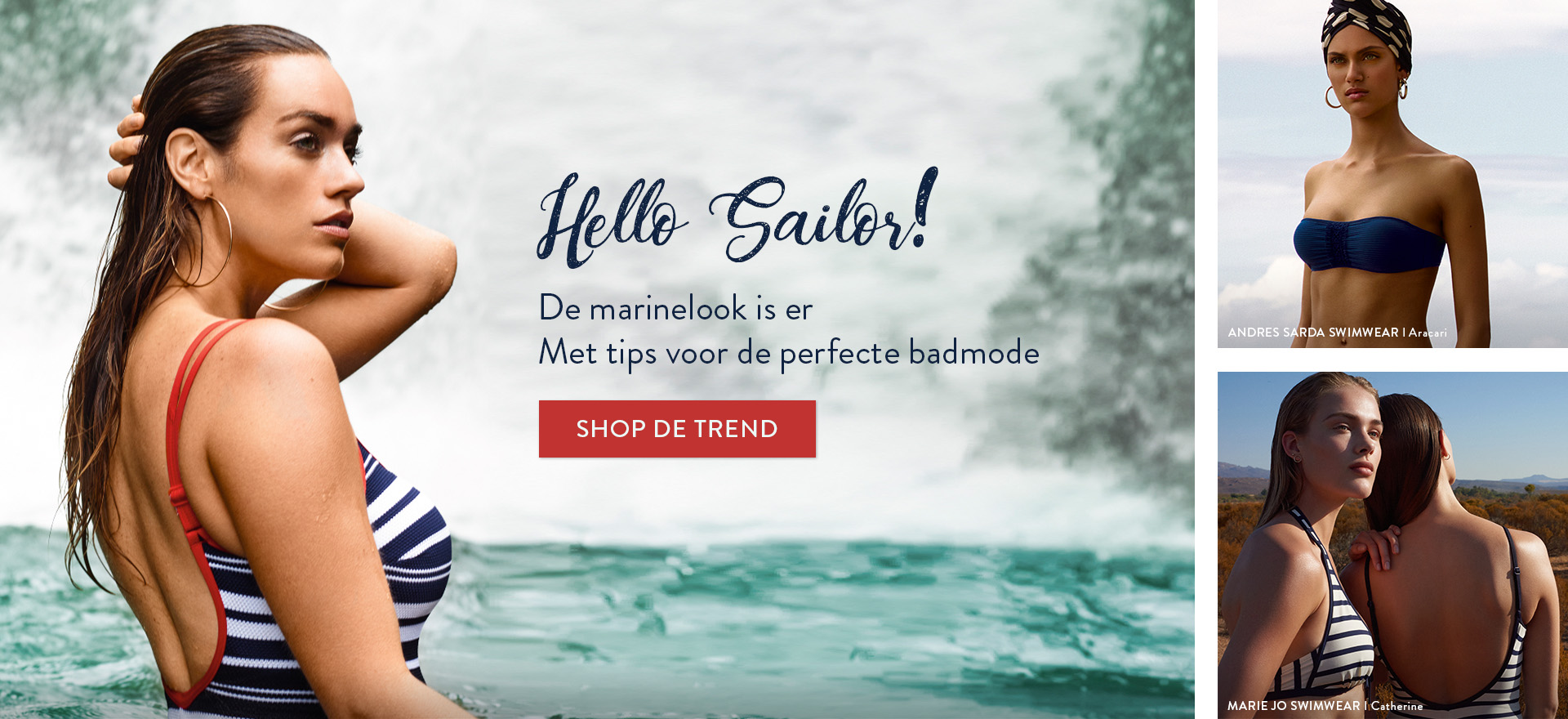 SHOP DE NAUTICAL LOOK