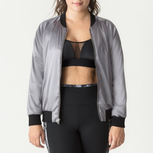 PrimaDonna - MYLA DALBESIO - bomber jacket Front5