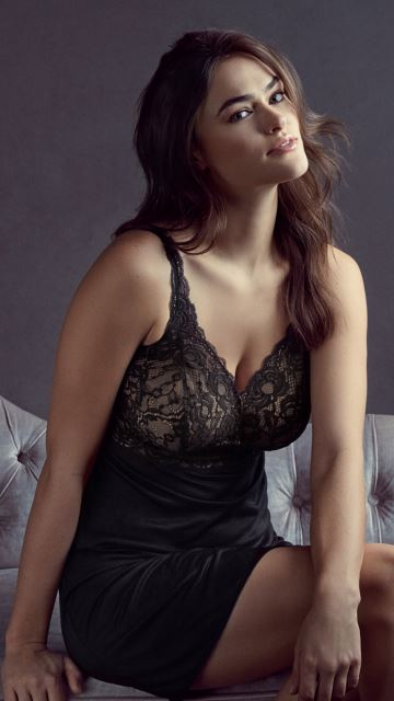 Lingerie BY NIGHT black