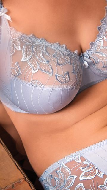 PrimaDonna Lingerie DEAUVILLE Heather blue