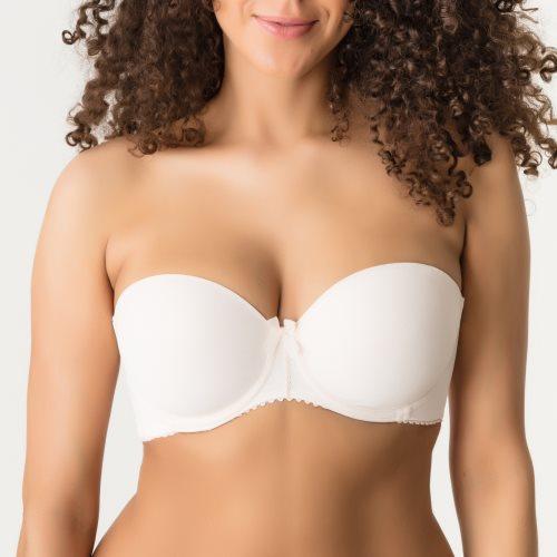 PrimaDonna - DIVINE - strapless bra Front