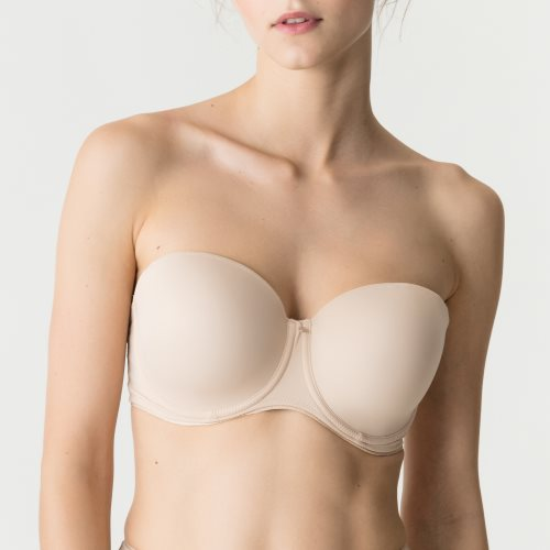 PrimaDonna - PERLE - strapless bra Front2