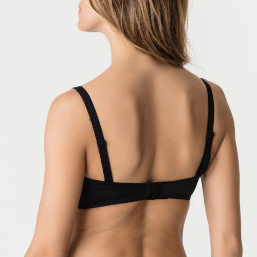 PrimaDonna - SATIN - strapless bra Front3