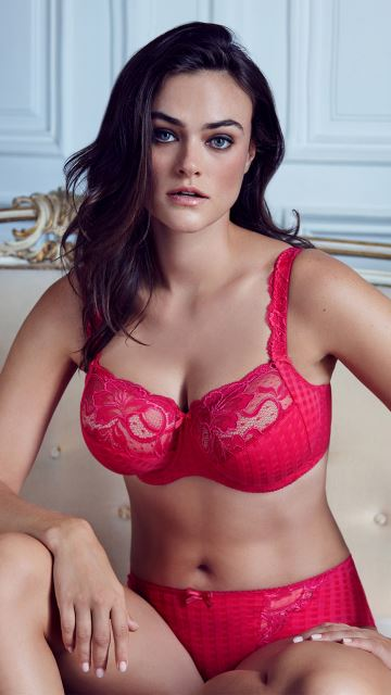 Lingerie MADISON raspberry