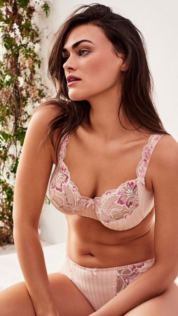 Dessous MADISON pearly pink
