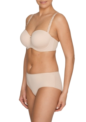 PrimaDonna - PERLE - strapless BH Modelview2