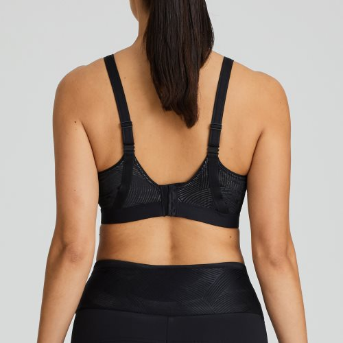 PrimaDonna Sport - THE GAME - padded bra sport Front3