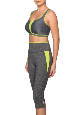 PrimaDonna Sport - THE WORK OUT - work out capri Modelview2