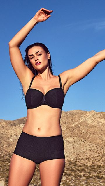 PrimaDonna Swim CANYON black