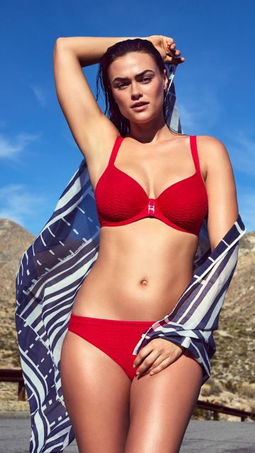 PrimaDonna Swim CANYON true red