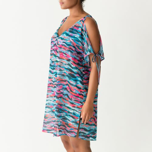 PrimaDonna Swim - NEW WAVE - jurk front2