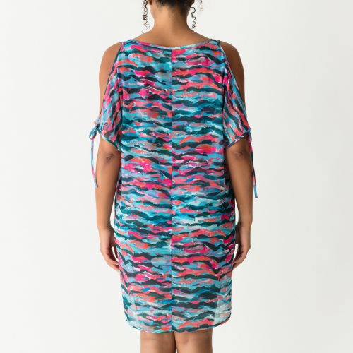 PrimaDonna Swim - NEW WAVE - jurk front3