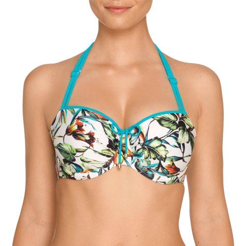 PrimaDonna Swim - BILOBA - voorgevormde bikini front2