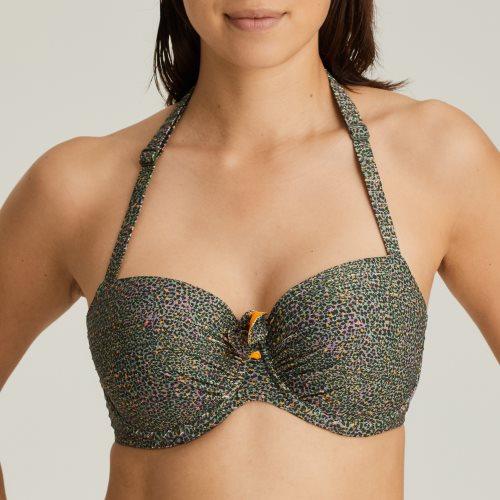PrimaDonna Swim - JACARANDA - preshaped bikini top Front
