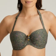 PrimaDonna Swim - JACARANDA - voorgevormde bikinitop Front