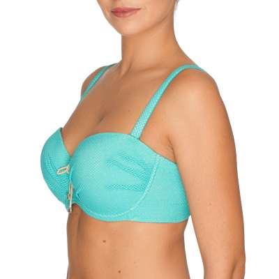 PrimaDonna Swim - strapless bikini Front4
