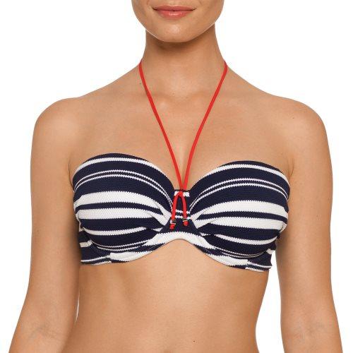 PrimaDonna Swim - PONDICHERRY - strapless bikini Front