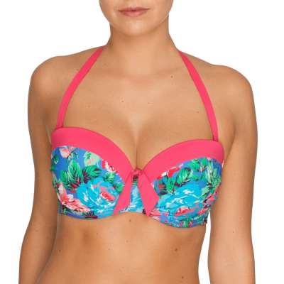 PrimaDonna Swim - strapless bikini Front2
