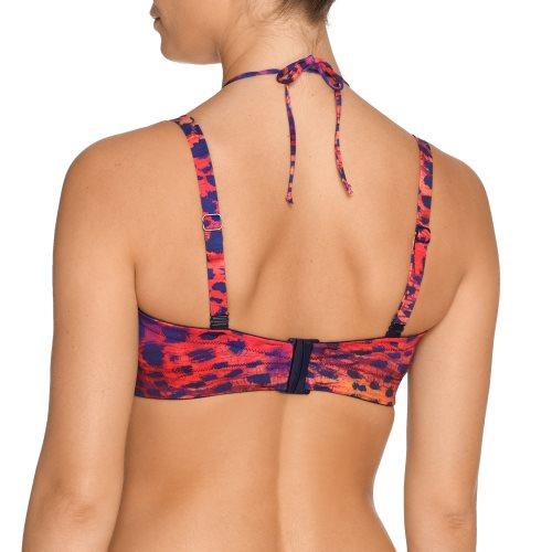 PrimaDonna Swim - SUNSET LOVE - strapless bikini Front5