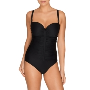 PrimaDonna Swim - strapless swimsuit Front