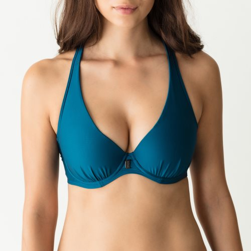 PrimaDonna Swim - COCKTAIL - triangle bikini top Front2