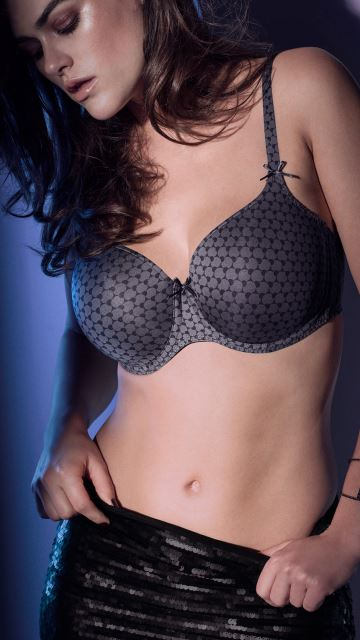 Lingerie HAPPINESS frost grey