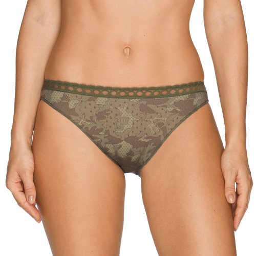 PrimaDonna Twist - RAINFOREST - briefs Front