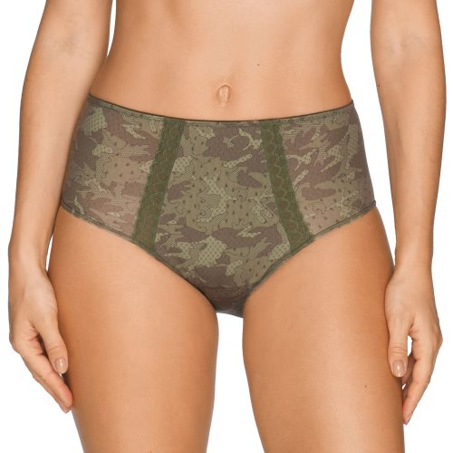 PrimaDonna Twist - RAINFOREST - full briefs Front