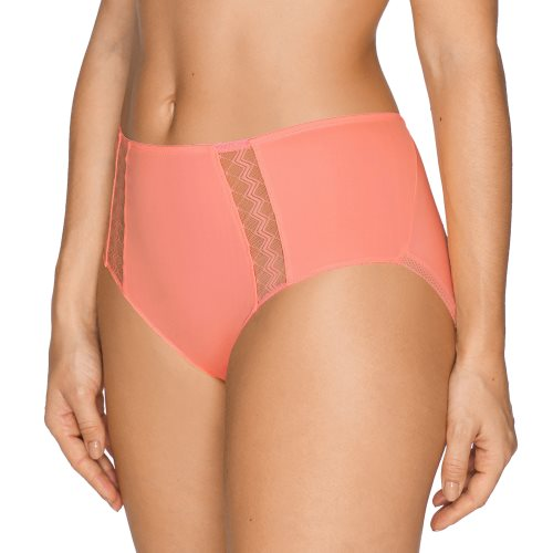 PrimaDonna Twist - ZIG ZAG - full briefs Front2