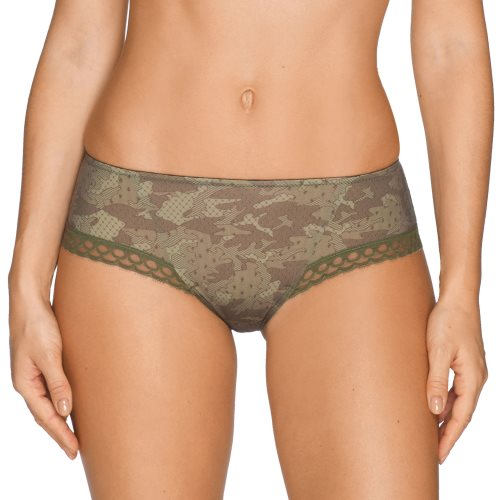 PrimaDonna Twist - RAINFOREST - Short-Hotpants Front