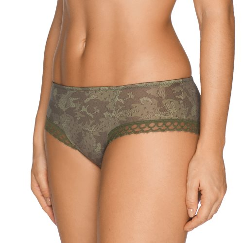 PrimaDonna Twist - RAINFOREST - Short-Hotpants Front2