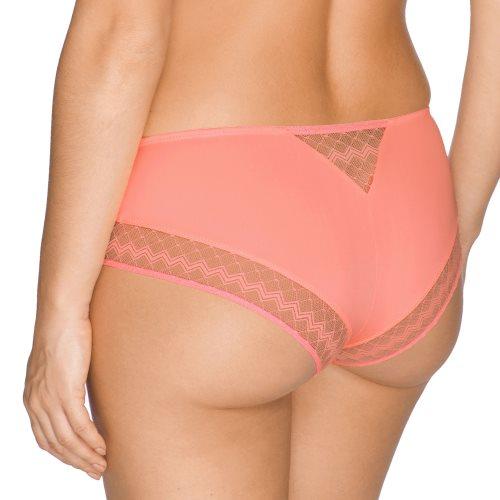 PrimaDonna Twist - ZIG ZAG - shorts - hotpants Front3
