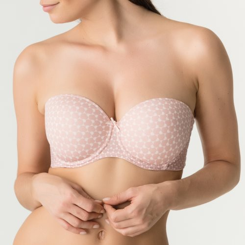 PrimaDonna Twist - HAPPINESS - strapless BH Front