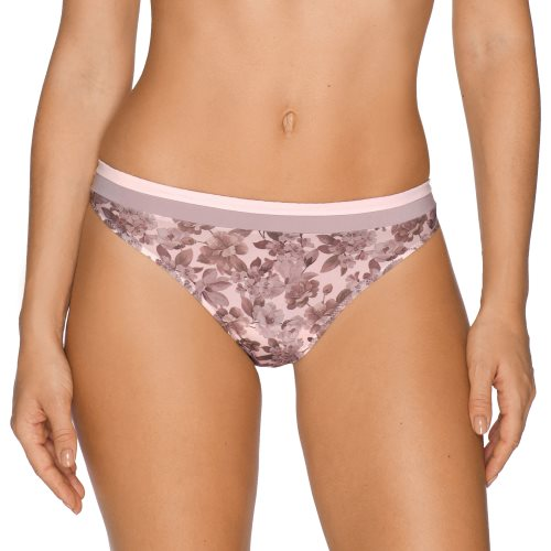 PrimaDonna Twist - FLOWER SHADOW - thong Front