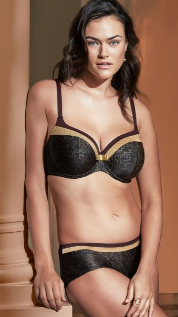 Lingerie PARISIAN NIGHT wengé