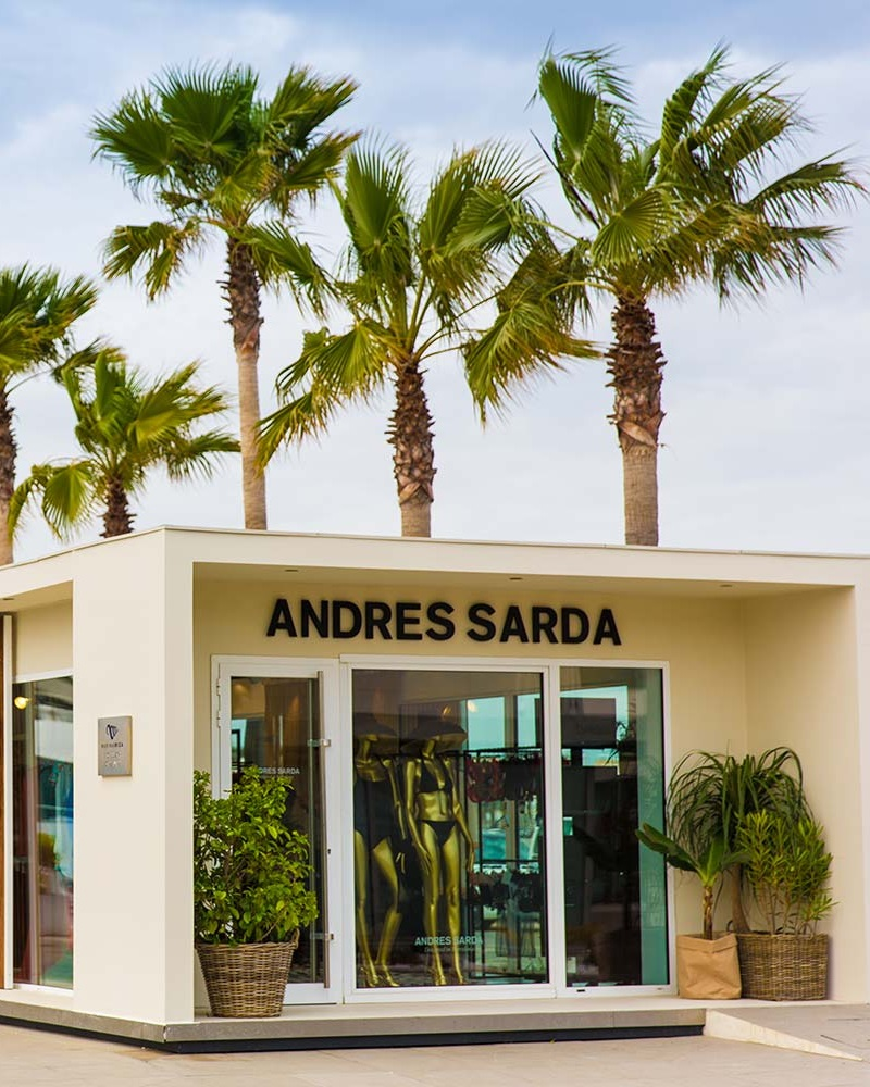 Andres Sarda | Stores