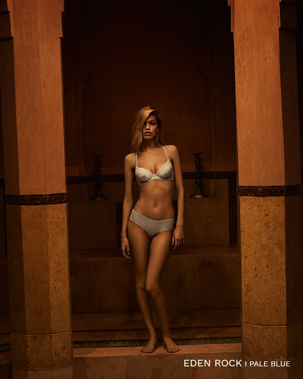 Andres Sarda | EDEN ROCK pale blue