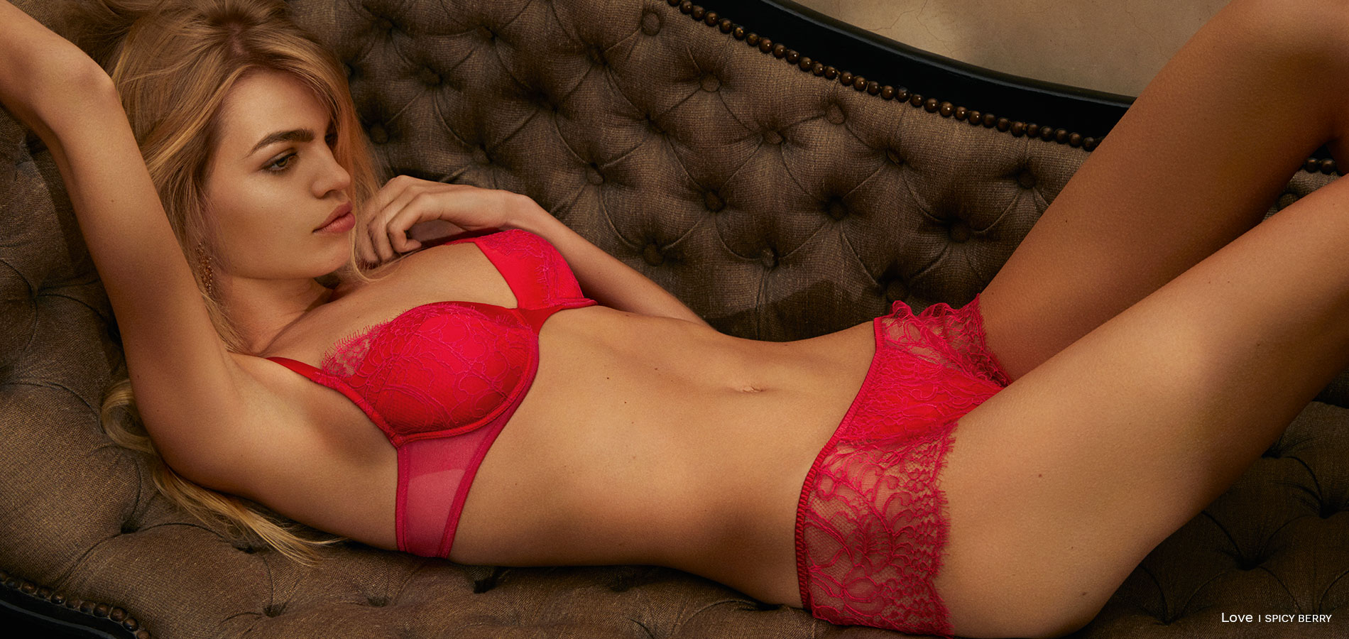 Andres Sarda | LOVE spicy berry