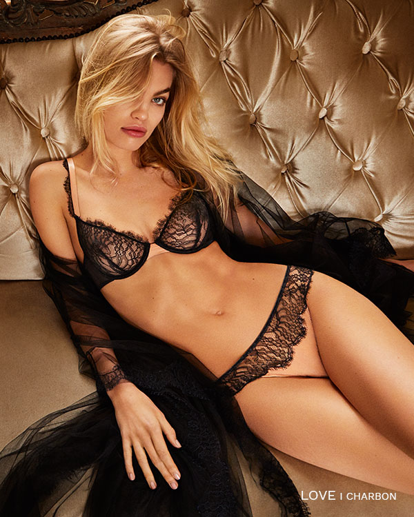 Andres Sarda | LOVE black
