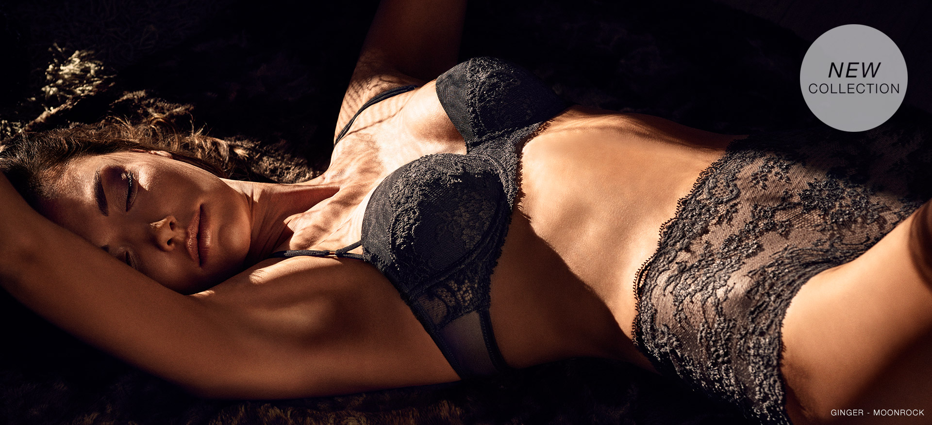 Andres Sarda | Ginger Moonrock | New Collection