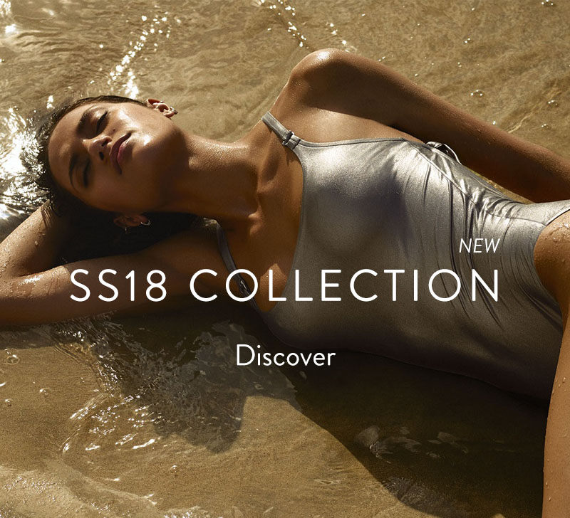 New collection SS2018 lookbook | ANDRES SARDA swimwear Tanager