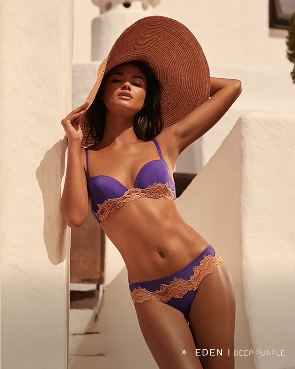Andres Sarda | EDEN deep purple