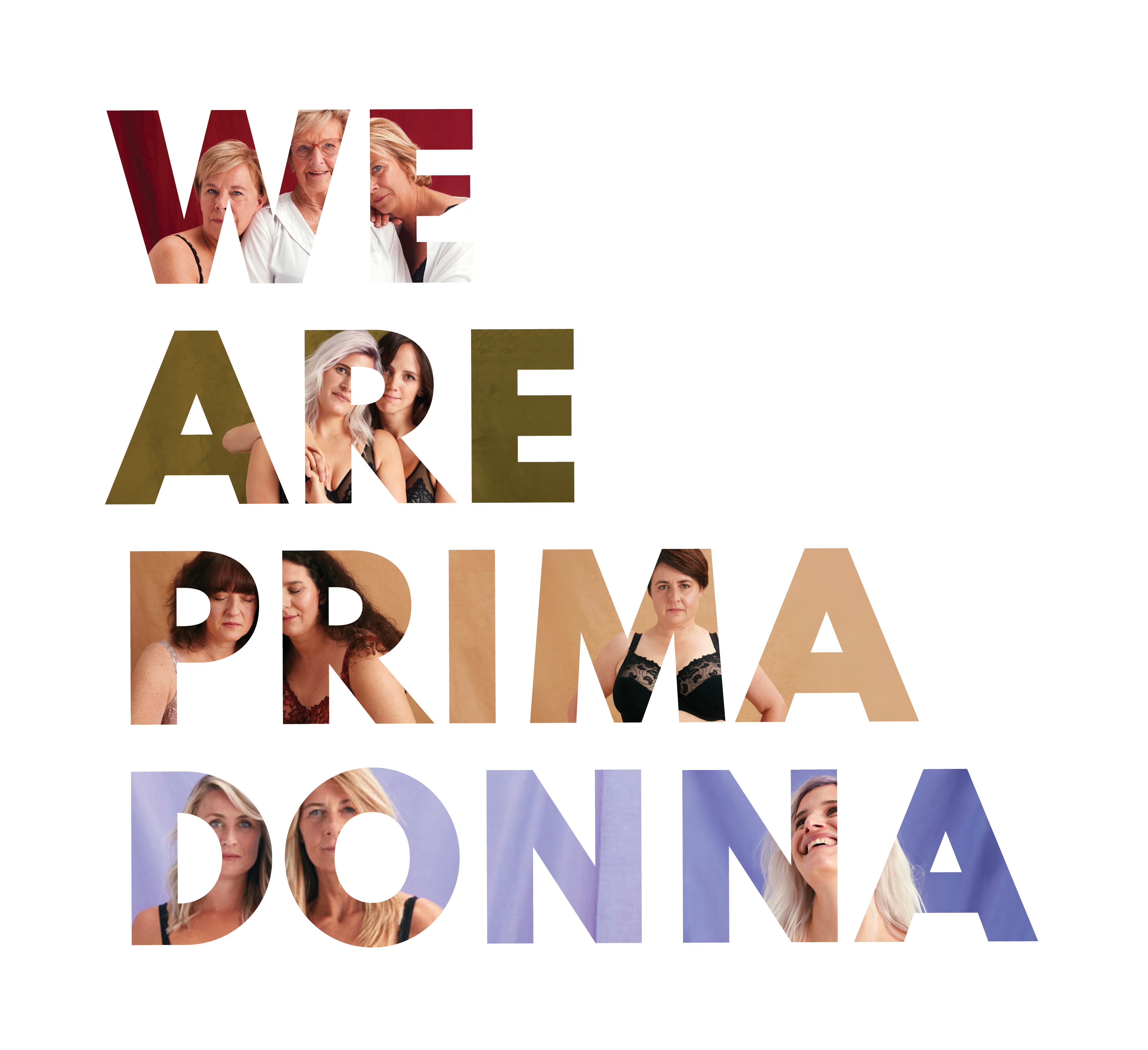 We are PrimaDonna