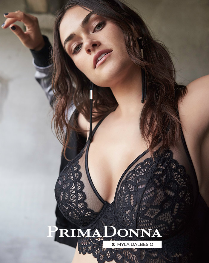 Our Brands | PrimaDonna x Myla Dalbesio
