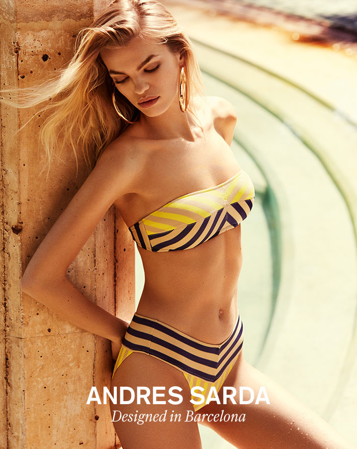 Our Brands | Andres Sarda Swimwear